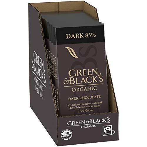 Green & Black's Organic Chocolate, Dark Chocolate