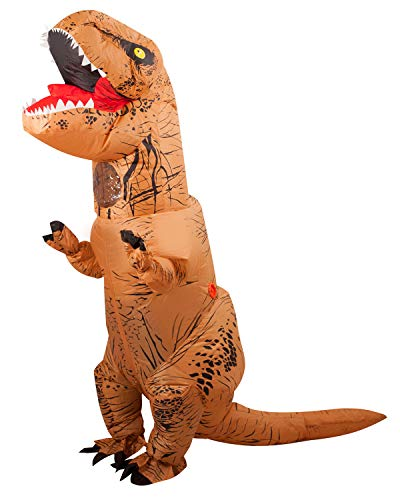 SEASONBLOW Children Kids T-Rex Inflatable Dinosaur for sale  Delivered anywhere in Canada