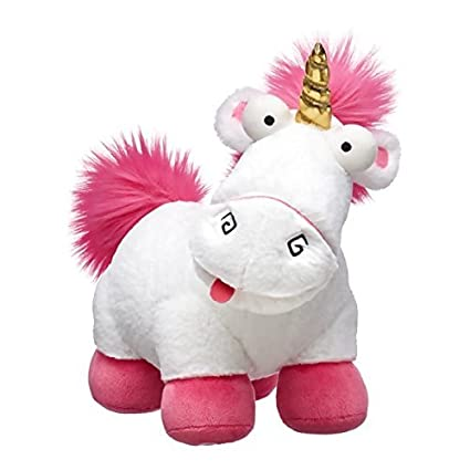 Amazon Com Build A Bear Fluffy The Unicorn Despicable Me 3