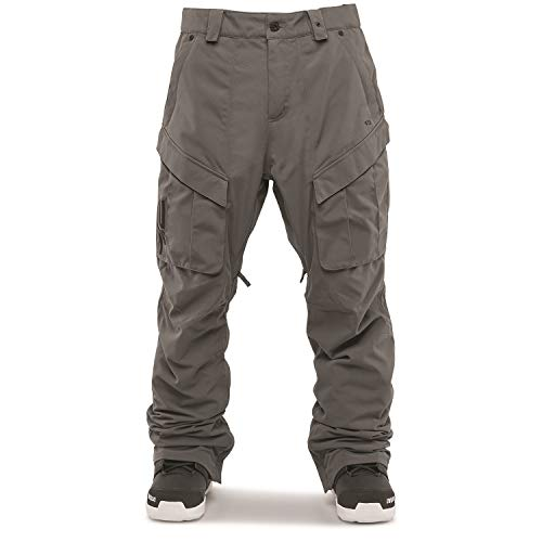 thirtytwo Men's Mantra Snowboard Pants 2019 (Large, Charcoal)