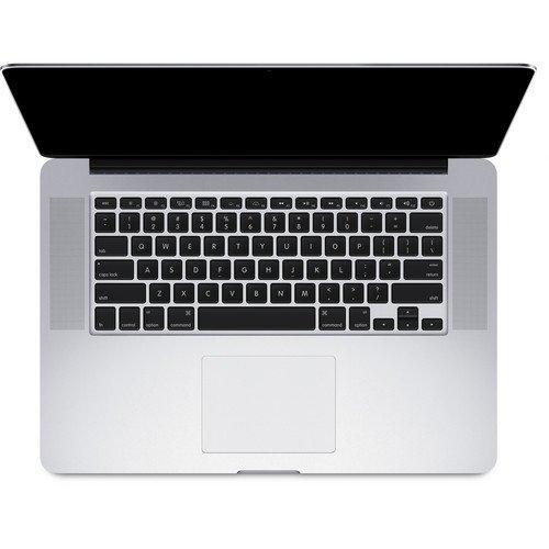 Apple MacBook Pro Retina 15-Inch Laptop Intel QuadCore i7 2.7GHz / 16GB Memory / 512GB SSD / MacOS 10.12 Sierra / ThunderBolt / USB 3.0