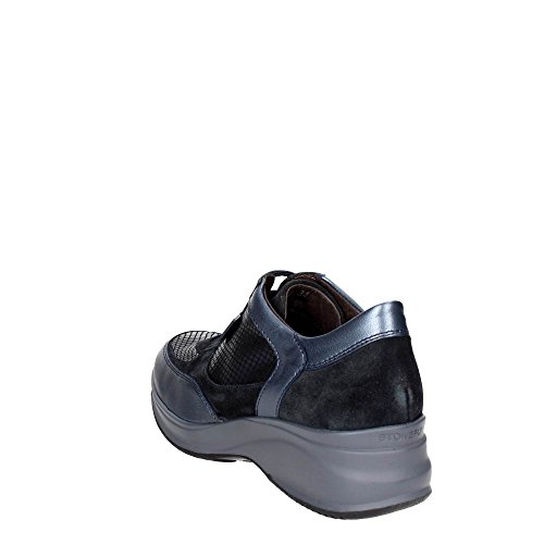 107515 000 Azul Deporte Zapatillas De Stonefly Mujer PfBqCBx