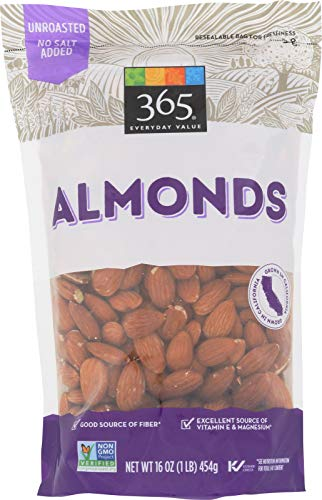365 Everyday Value Almonds 16 product image