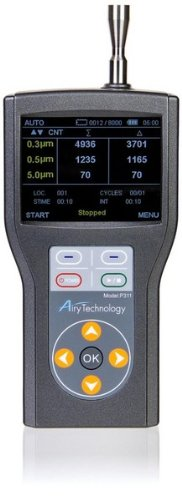 Airy P311 Handheld Laser Particle (Handheld Particle Counter)
