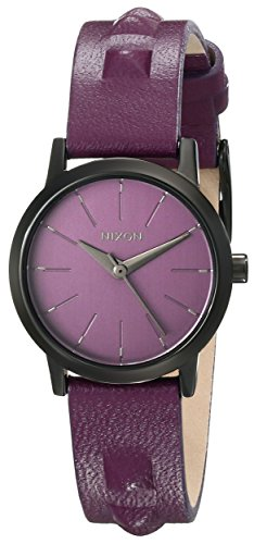 nixon-womens-a3981812-kenzi-leather-watch