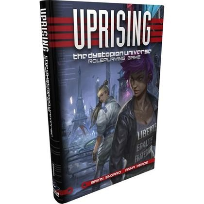 (Evil Hat Productions Uprising The Dystopian Universe RPG)