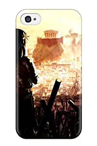 9461247K95034912 New Touhou Anime Tpu Skin Case Compatible With Iphone 4/4s by ruishername