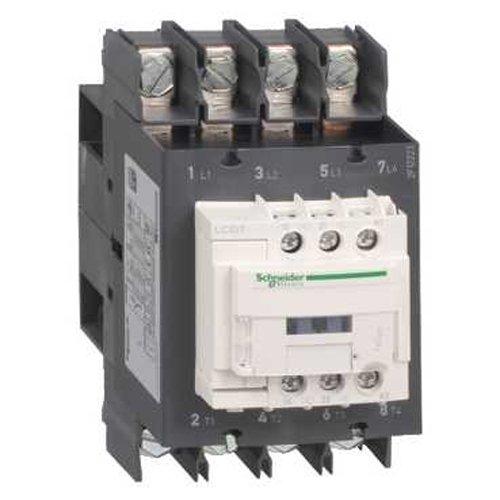 50//60/Hz 60/A Schneider Electric Lc1dt60am7/Tesys D 4/NA Contacteur Coil 220/VAC 4P 440/Vac-1