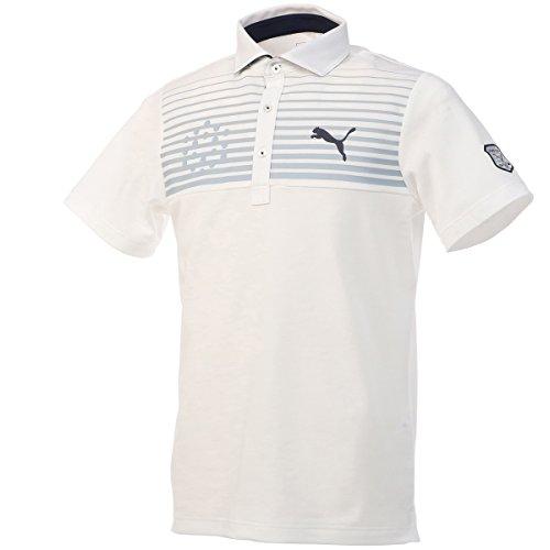 プーマ PUMA 半袖シャツ?ポロシャツ チェストライン半袖ポロシャツ