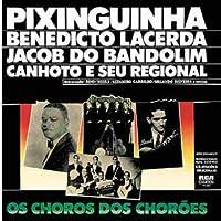 Os Choros Dos Chorões, 1977 [LP]