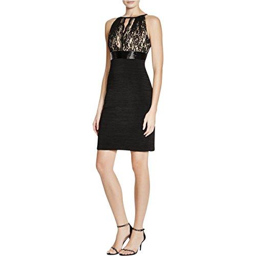 js boutique black lace dress - 9