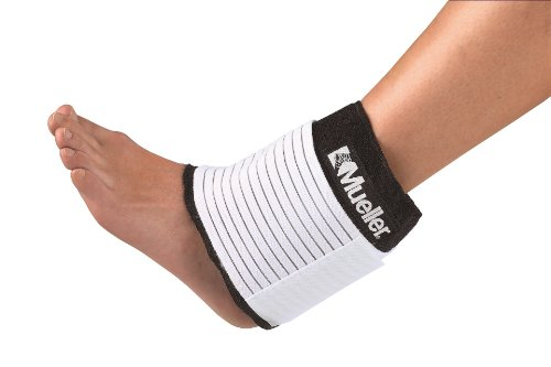 - Mueller Cold/hot Wrap, Elastic, Black, One Size
