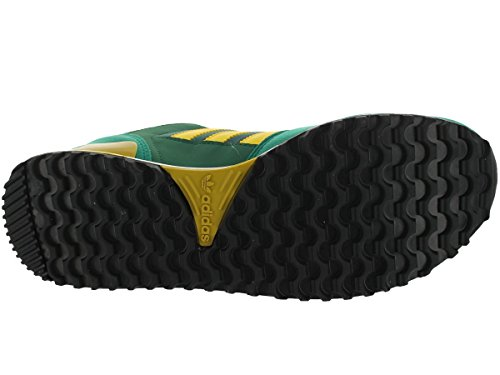 adidas ZX 700 Unisex-Erwachsene Sneakers Grün
