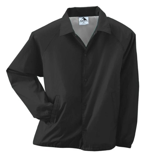 Lined Nylon Coachs Jacket (Style 3100 Nylon Coach's Jacket (Lined) - Adult (medium,)