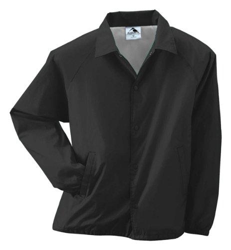 - Style 3100 Nylon Coach's Jacket (Lined) - Adult (2xl-large, black)