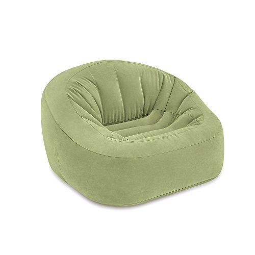Intex Beanless Bag Club Chair, Inflatable Chair, 49