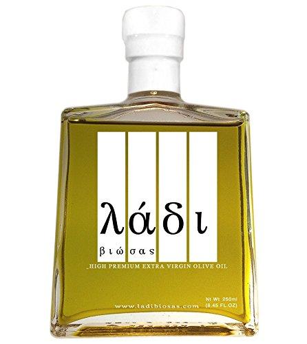 Ladi Biosas λάδι βιώσας Premium Organic Extra Virgin Olive Oil - 250ml by Katina's Greek Foods (Image #4)