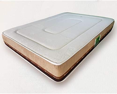 Colchón Viscoelástico Altura 26cm 200x180cm Fabricado en españa con Doble firmeza a Elegir Suave o Firme. (Disponible en Todas Las Medidas): Amazon.es: Hogar