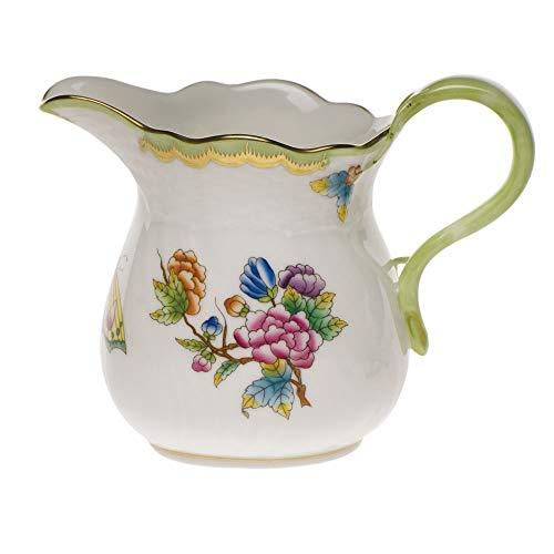 Herend Queen Victoria Green Porcelain -