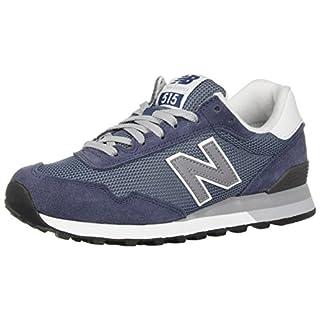 New Balance Men's 515 V1 Sneaker, Vintage Indigo/Silver Mink, 18 D US