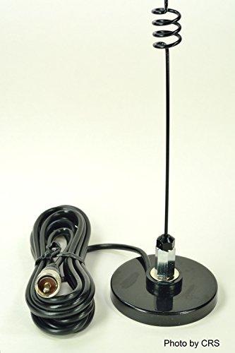 Magnetic Mobile Antenna Ham Radio 2 Meter / 70 cm 140 to 150 and 440 to 470 MHz - Workman KRDB