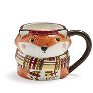 Sur La Table Fox Mug