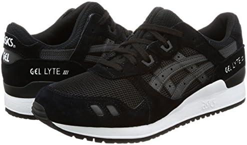 Asics Gel Lyte III Black 3M HL7Y09090, Trainers 43.5 EU