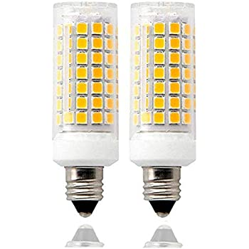E11 Led Bulb 75w 100w Halogen Bulbs Replacement 8w 850