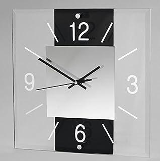 SEIKO Clocks Wanduhr Funk QXR205S: Amazon.de: Uhren