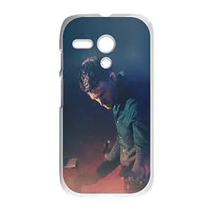 Motorola G Cell Phone Case White hf74 tycho artist music portrait SU4380652