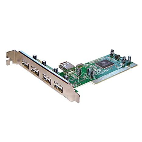 CDL Micro 5 Puerto USB 2.0 de Alta Velocidad Tarjeta PCI ...