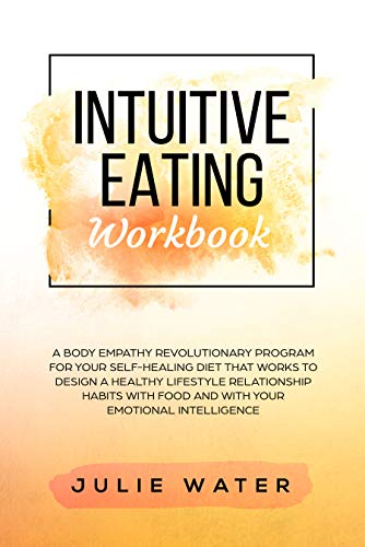 Intuitive Eating Workbook Revolutionary Self Healing ebook product image