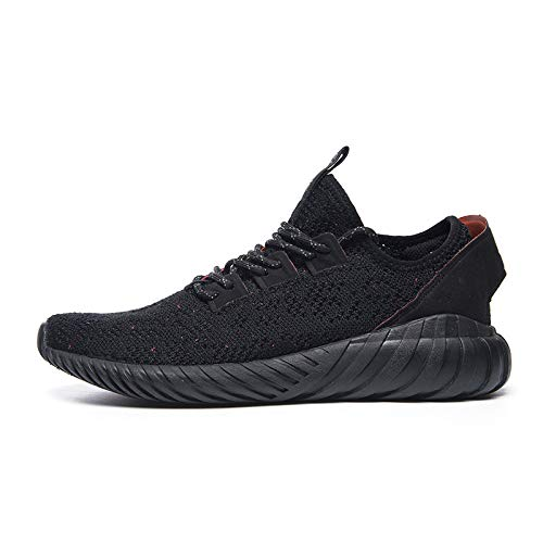 Amazon.com : WESTYEEZY Coconut Shoes All Black Breathable Sports Running Shoes Quick-Drying Breathable Wear-Resistant Non-Slip : Sports & Outdoors