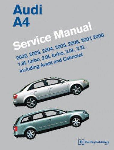 2002 audi a4 service manual - 4