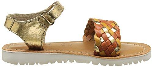 Kickers Brazil - Zapatos Niñas Marron (Camel Or)