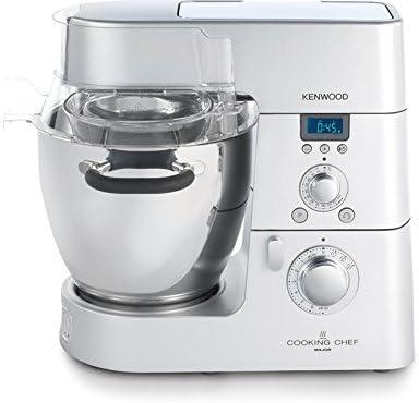 Kenwood Cooking Chef Km082 Robot Cuiseur 1500 Watts Argent Amazon