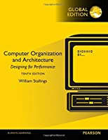 Computer Organization and Architecture, Global Edition, 10th Edition Front Cover
