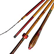 Superfine Fishing Rod High Carbon Imitation Bamboo Fishing Rod Light and Hard Fishing Rod