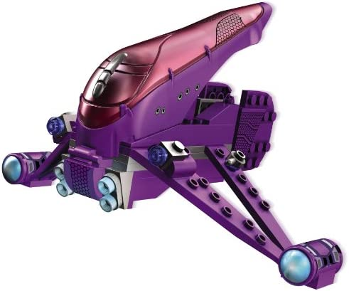 Megablocks - 96859U - Jeu de Construction - Halo - Covenant Banshee