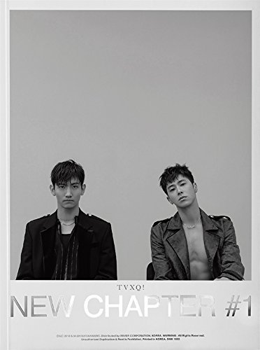 DBSK TVXQ - New Chapter #1 : The Chance of Love [A ver.] (Vol.8) CD+Booklet+Photocard+Folded Poster by sm entertainment (Image #1)