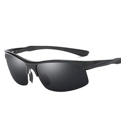Shisky Gafas Deportivas, Conducción polarizado Espejo Deportes Gafas de Sol de Aluminio magnesio Montar Gafas