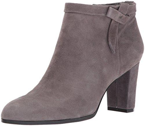 Bandolino Women's Belluna Ankle Boot, Steel, 7.5 M ()
