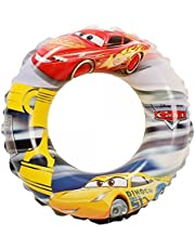 Intex - Inflatable swim ring for children aged 3 to 6 years, diameter of float: 51 cm