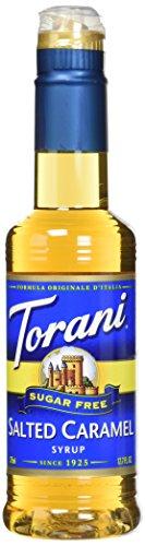 Torani Sugar Free Salted Caramel Syrup 12.7 ounce ()