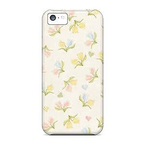Excellent Design Pastel Wallpaper Case Cover For Iphone 5c