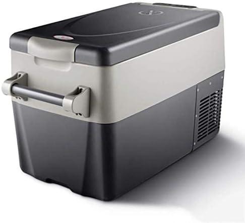 ZWH-ZWH ボックス12V冷却HOUGE電気240Vポータブルカー冷蔵庫32qtポータブルポリプロピレンコンプレッサー冷蔵庫冷凍庫ハイCoolBoxが、周囲のものより低くてもよい冷却 車載用冷蔵庫