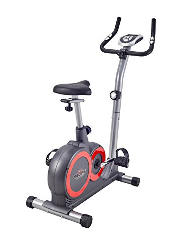 Relife Sports Magnetic Upright Bike Exercise Bicycle Equipment Indoor Cycling Adjustable Workout