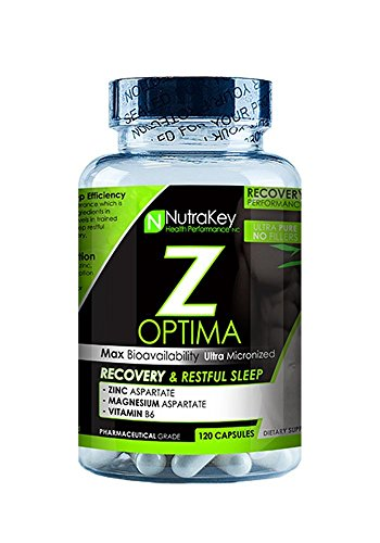Nutrakey Z Optima Capsules, 120 Count