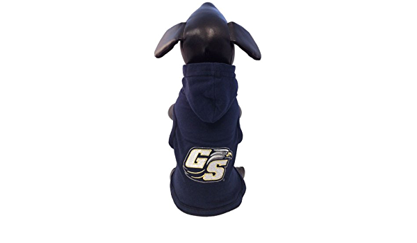 XX-Large NCAA Georgia Southern Eagles Sleeveless Polar Fleece Dog Sweatshirt