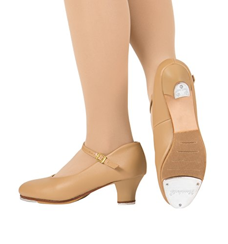 Tap Louis Character Heel 5 Baby 1 T9800 Shoes Tan Adult UxpqYwI6n